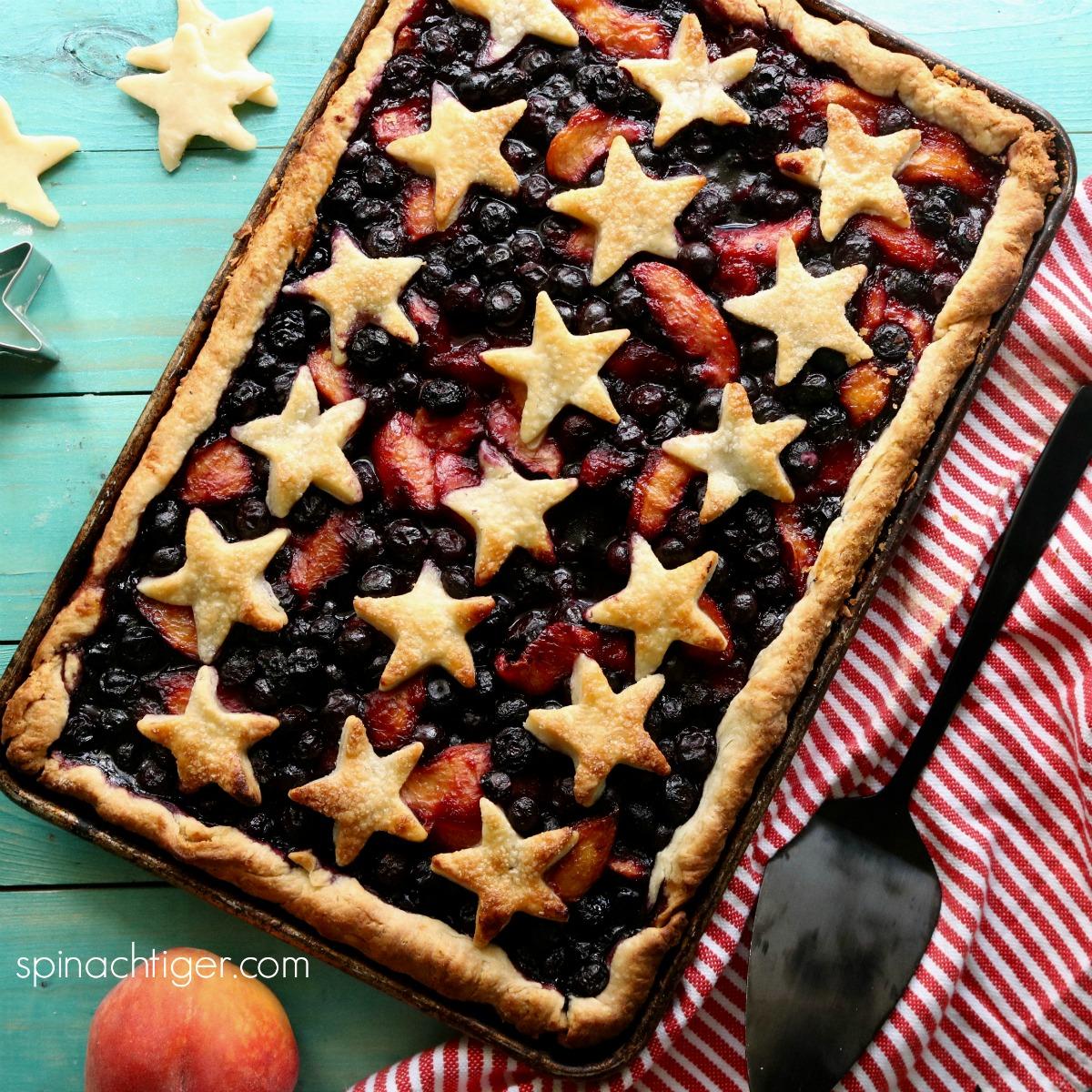 Sheet Pan Slab Pie