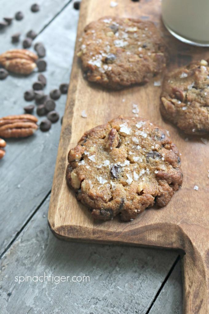Best Keto Chocolate Chip Cookies Grain Free Sugar Free