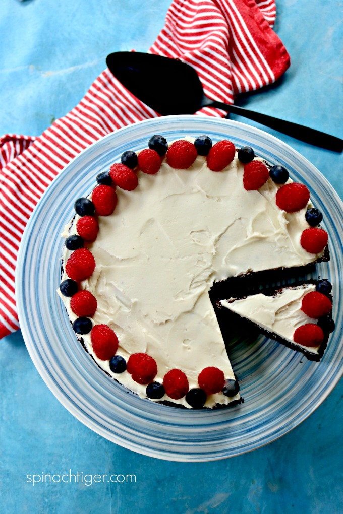Low Carb Vanilla Buttercream Frosting