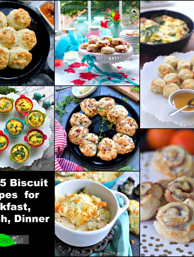 35 Southern Biscuit Recipes