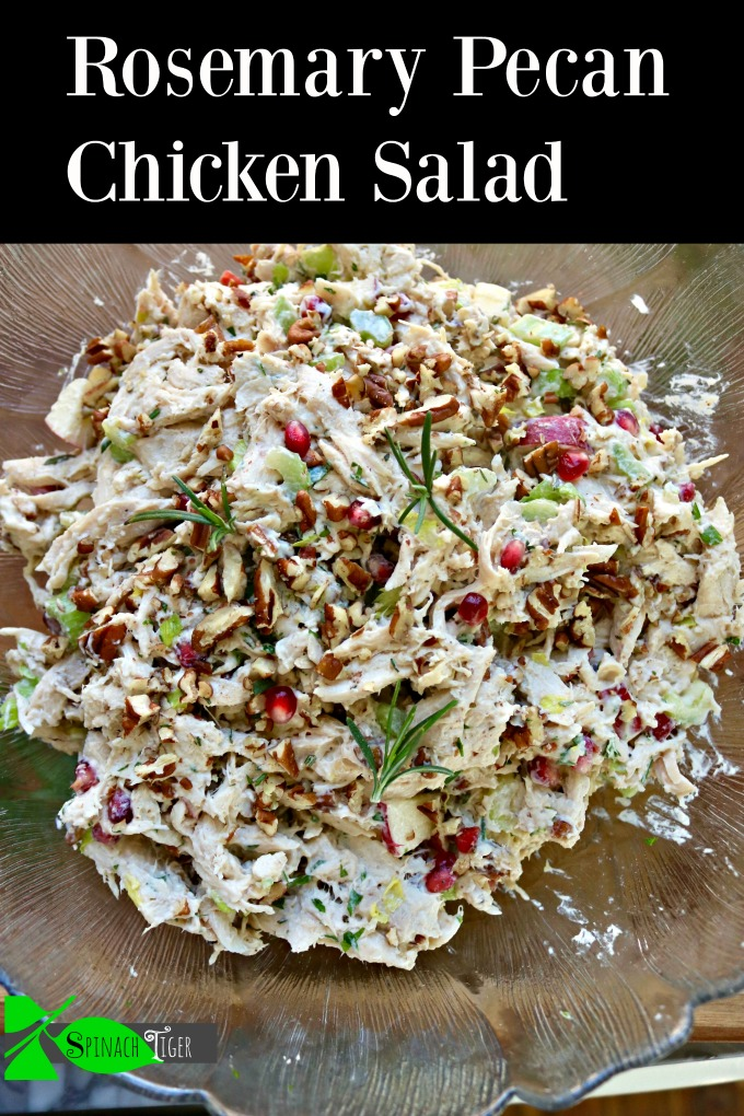 Rosemary Chicken Salad