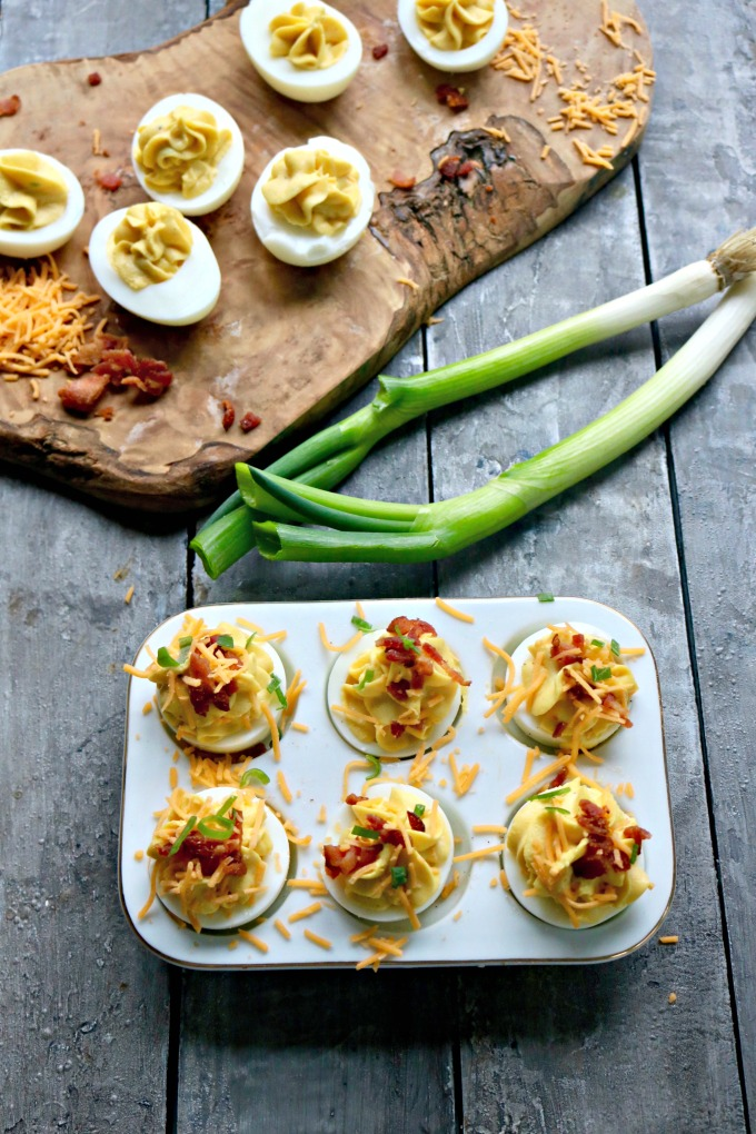 Best Deviled Egg Recipe
