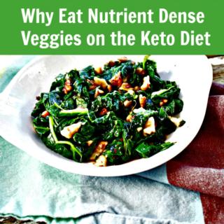 Nutrient Dense Vegetables for Keto Diet Vegetables