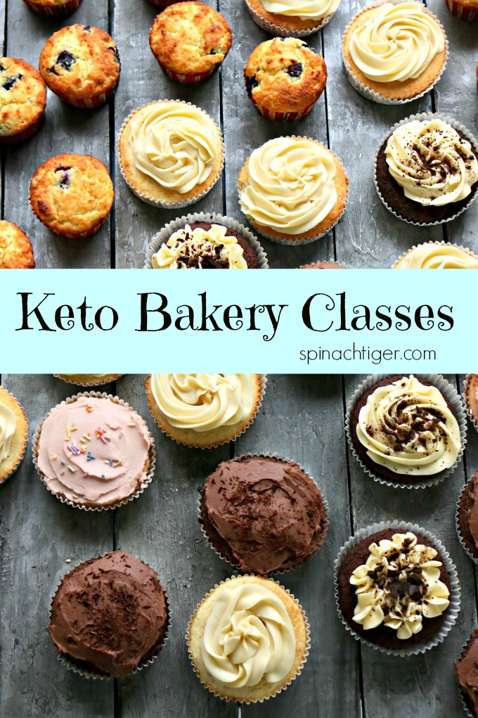 Keto Bakery Classes in Franklin, TN with Angela Roberts of Spinach Tiger, and owner of Keto Home Bakery. Hands on, small group. The response to these classes has been amazing, and most sign up for a second class. via @angelaroberts