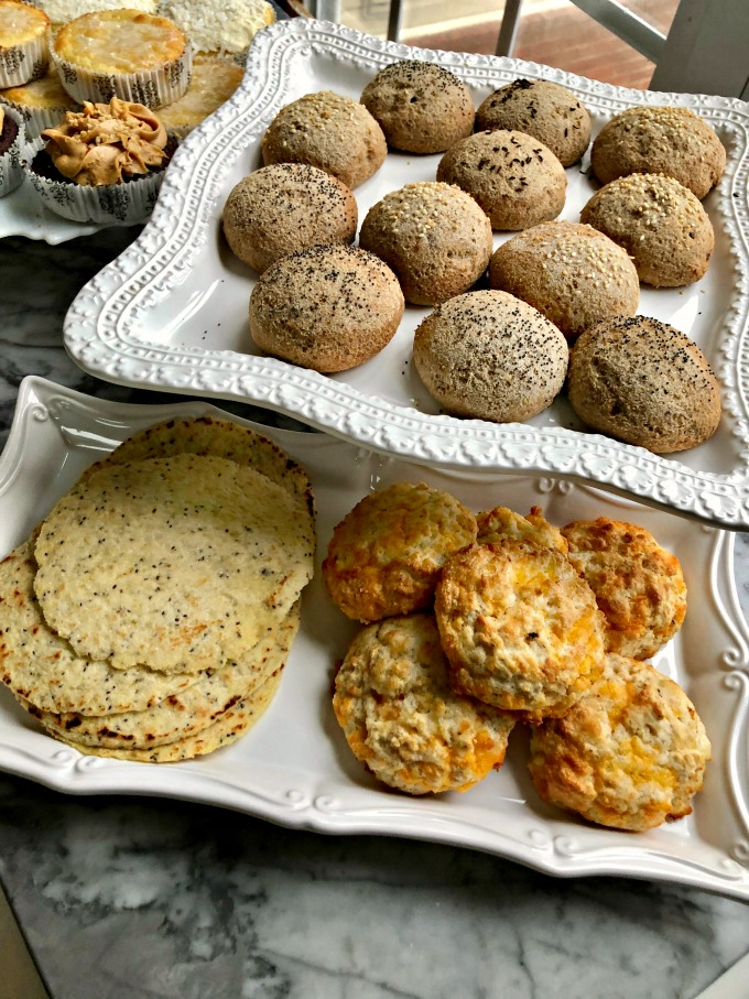Keto Breads Assorted