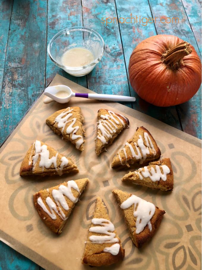 Keto Pumpkin Scones