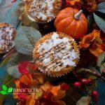 Keto Pumpkin Streusel Muffin