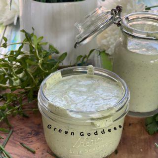 Green Goddess Drews